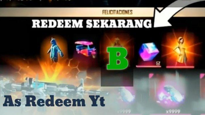 UPDATE KODE REDEEM Free Fire FF 28 Oktober 2020, Ada Banyak Hadiah! Klaim Kode Redeem FF dari Garena