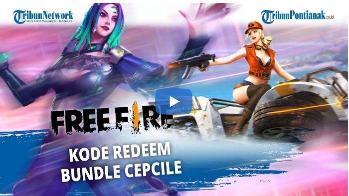 Daftar 15 Kode Redeem Free Fire Terbaru, Masih Bisa Digunakan September 2020, Cara Tukar Kode Redeem