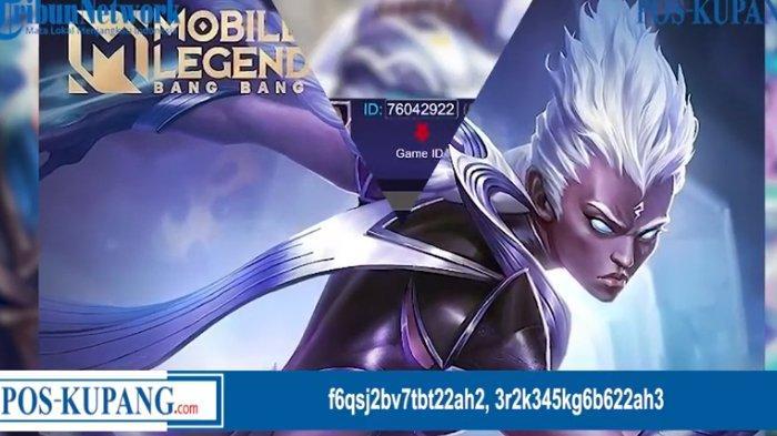 Kode Redeem Mobile Legends Besok Sabtu 11 September 2021, Buruan Klaim Agar Tidak Kadaluarsa