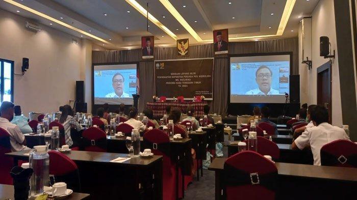 Kolaborasi Epik dari NTT Balai Wilayah Sungai Nusa Tenggara II - Stasiun Klimatologi Kupang