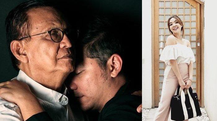 Gading Marten Sering Makan Sendirian,Roy Marten Bongkar Kondisi Anaknya yang Terpuruk Pasca Bercerai