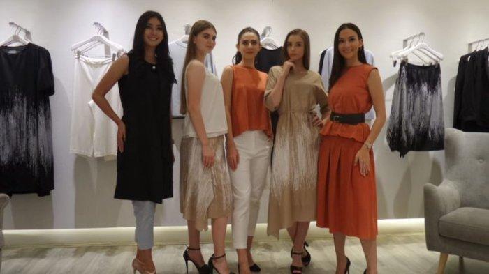 Sentuhan Geometri Koleksi Giordano Ladies Pada Koleksi Musim Dingin 2019