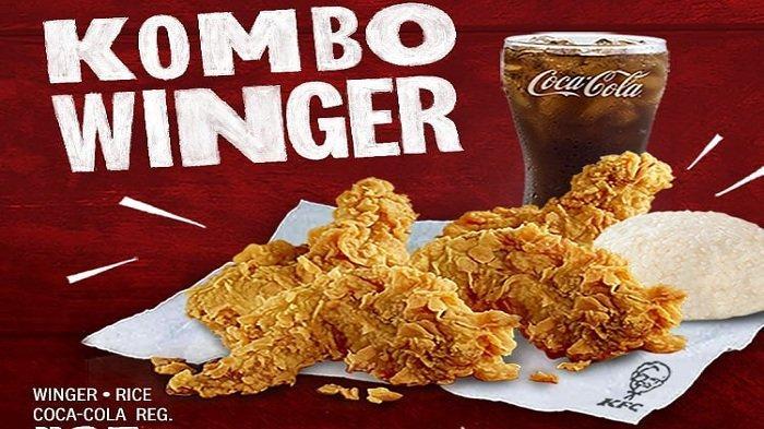 Promo KFC 4-6 Desember 2020, Diskon 50 Persen Berlaku di Seluruh Store KFC Indonesia, Di Kupang?