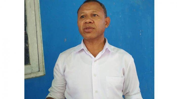 Kepala Dinas Kominfo Kabupaten Lembata Markus Labi Waleng