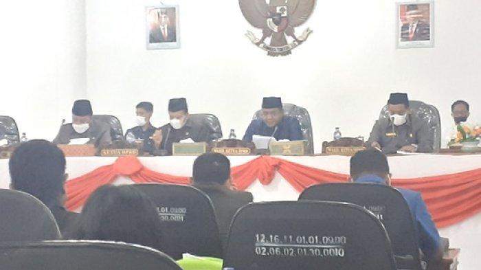 Komisi C DPRD Sumba Barat Minta Pemerintah Adakan 5000 EkorBabi Bangkitkan SemangatBerternak Warga