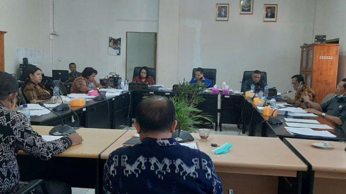 Komisi I DPRD Sebut Kota Kupang Plt Terbanyak se-Indonesia