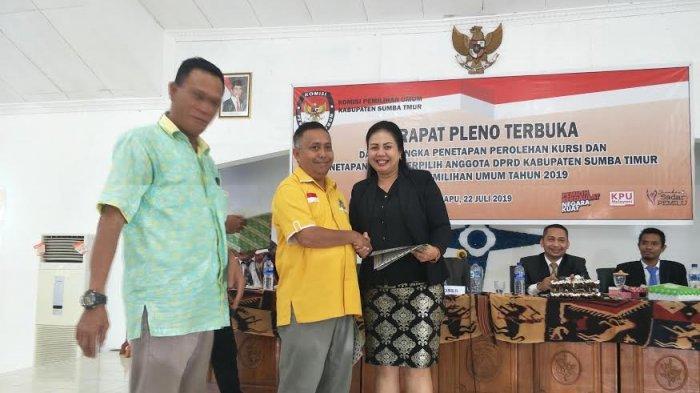 15 'Muka Baru' Tempati Kursi DPRD Sumba Timur
