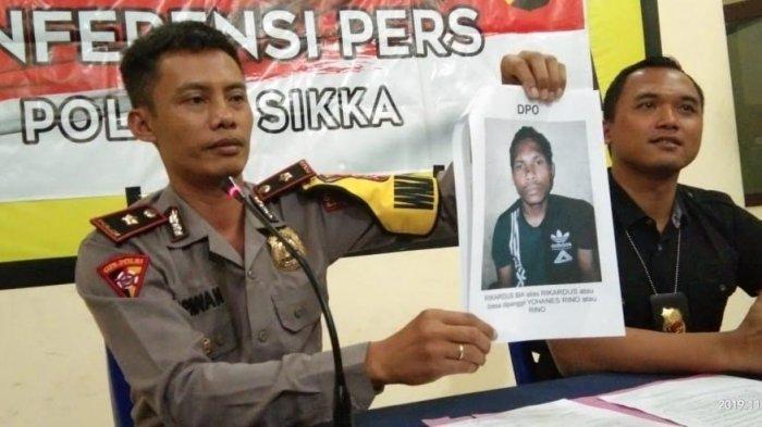 DPO Pemerkosa Akhirnya Diciduk  Polres Sikka