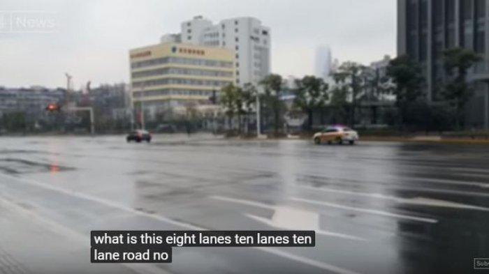 Setelah 2 Bulan Jadi Kota Mati, Begini Kondisi Kota Wuhan China Setelah Kembali Beroperasi