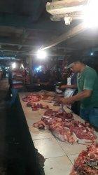 Ini Permintaan Penjual Lapak Daging di Pasar Kasih Yang Melakukan Kontak dengan Pasien Positif Covid