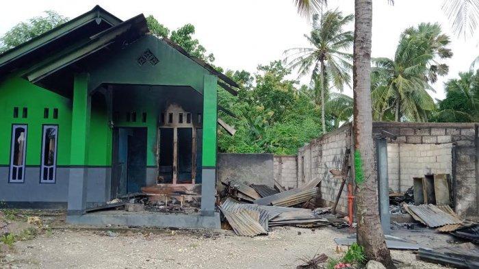 Mencekam, Teror Orang Tak Dikenal di Kupang NTT, Rumah Dibakar, Diancam Dibunuh Warga Lari Ke Hutan