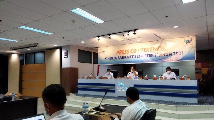 Kinerja Bank NTT Semester I Tahun 2021 Tumbuh Positif