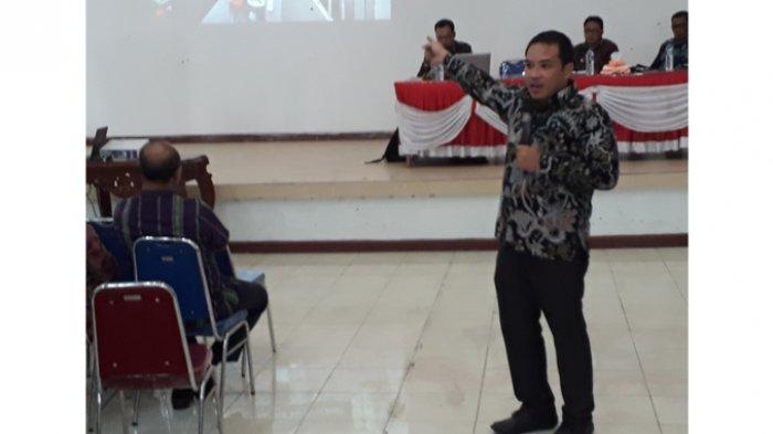 KPK Puji Bupati Sunur, Laporkan Gratifikasi