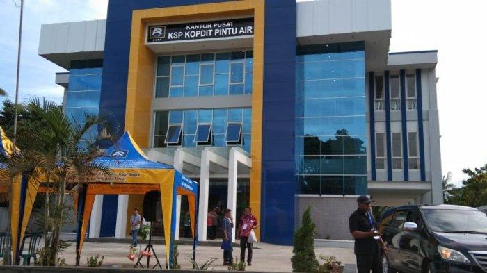 HEBAT, Koperasi Kredit Terbesar di Indonesia, Pintu Air Peringkat Pertama, Ini Total Asetnya