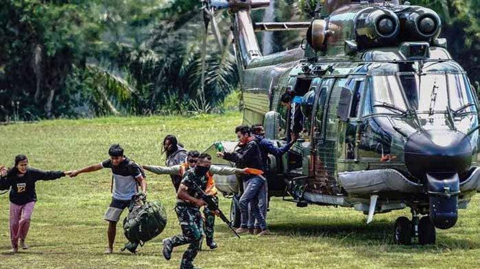 Kondisi Terkini Distrik Kiwirok dan Para Nakes Korban Kekerasan KKB Papua