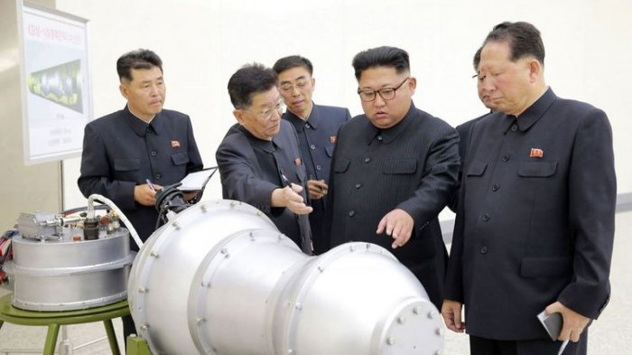 Diduga Korea Utara Tes Nuklir Tetapi Ternyata Seperti Ini