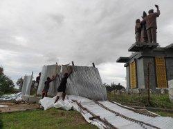 Kota Kupang Porak Poranda Akibat Siklon Tropis Seroja