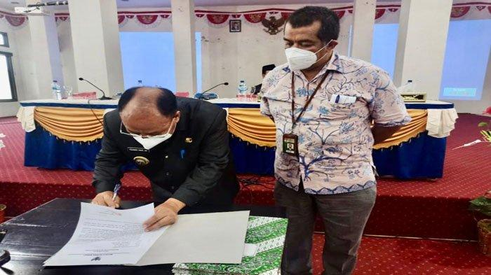 KPK Dorong Penertiban Piutang Pajak dan Aset Daerah Pemkab Sumba Barat