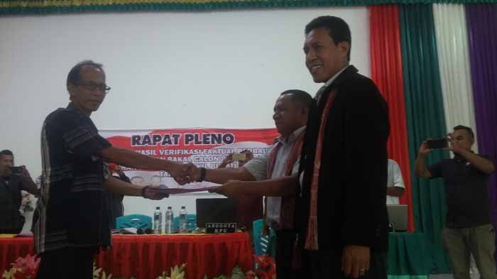 KPU Kabupaten Kupang Pastikan Pleno Hasil Pilkada dan Pilgub NTT Tuntas 5 Juli