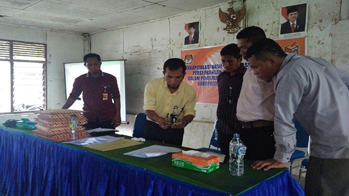 Paket Pakar Dapat Dukungan 1.501 di Kecamatan Aesesa