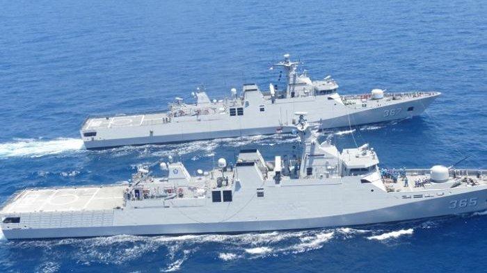 Indonesia Siap Perang Menghadang China di Laut China Selatan, RI Bangun Pangkalan Militer Canggih