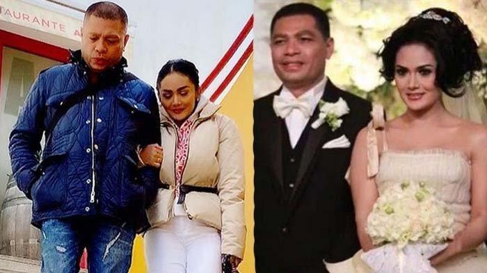 Foto Pernikahan dengan Raul Lemos & Krisdayanti Dipamerkan Adik Yuni , Singgung Kemiskinan, Sindir?