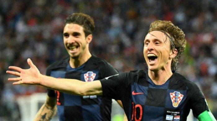 Final Piala Dunia Prancis Vs Kroasia: Cara Live Streaming di HP & Prediksi Calon Juara