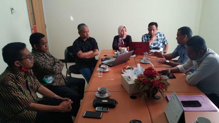 Kuatkan Silaturahmi, Pimpinan DPRD TTS Kunjungi Pos Kupang