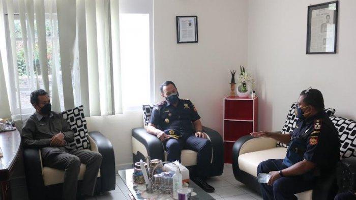 Bea Cukai Kupang dan Atambua Berkunjung ke Ombudsman RI