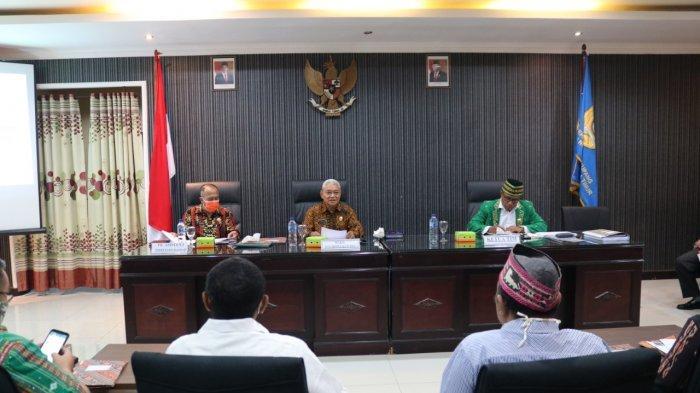 Pemkot Kupang Terima Kunjungan Kerja DPRD Provinsi NTT