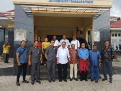 Februari Ini Ketegasan Pemprov NTT Tentang Batas Wilayah Kota Kupang dan Kabupaten Kupang