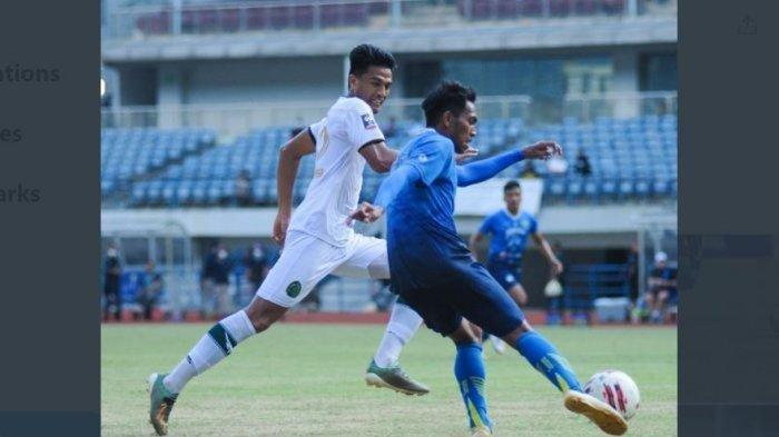 Info Sport : Persib Bandung Dominasi Serangan Tapi Gagal Penyelesaian Akhir, Cuma Ciptakan Satu Gol