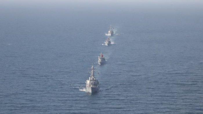 Gawat! 10 Pembom PLA Siaga di Laut China Selatan, Kendaraan Perang Diturunkan, Perang Sudah Dekat?