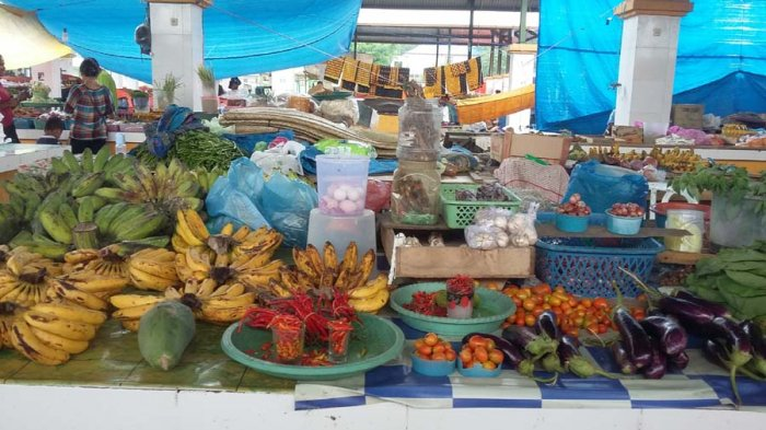 Lapak di Pasar Danga, Nagekeo Mulai Ditinggalkan Pedagang