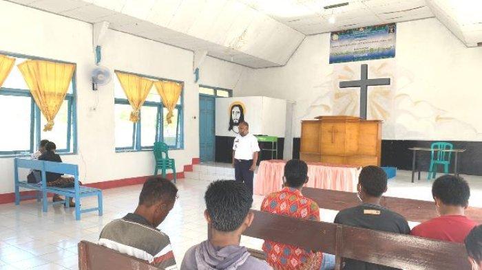 Kementerian Agama Sumba Tengah Beri Penyuluhan Rohani Bagi Warga Penghuni Lapas Terbuka Waikabubak