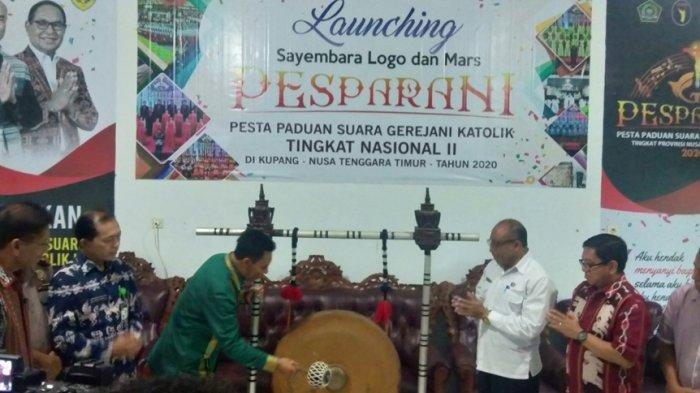 Kota Kupang Jadi Tuan Rumah, Pesparani Bangun Semangat Umat Katolik Bernyanyi