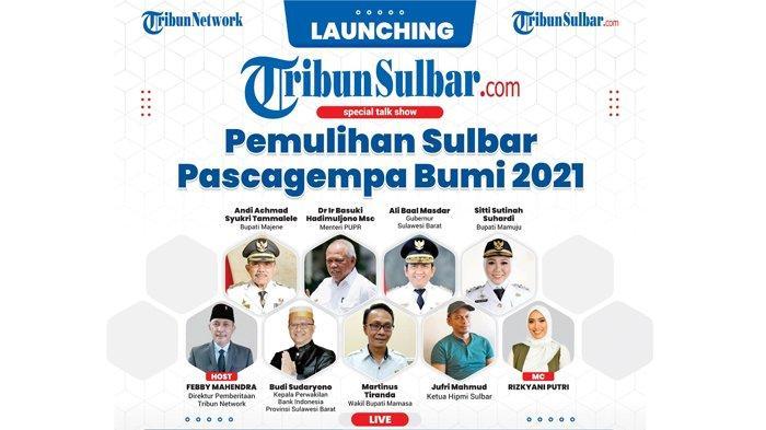 Tribun-Sulbar.com; Portal Local Breakingnews ke-53 Tribun Network Diluncurkan Hari Ini