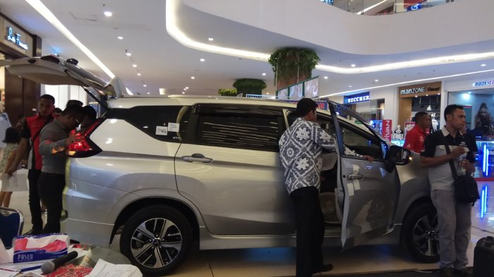 Mitsubishi Percepat Masa Inden Xpander