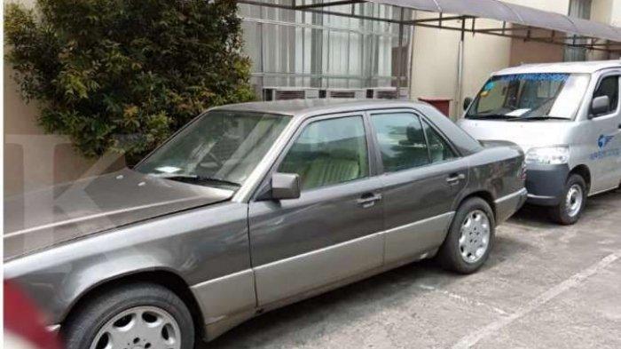 Kesempatan Terakhir Daftar LELANG MURAH MOBIL Rp 20 Juta Sitaan Pajak Mercedes Benz tipe 300 E