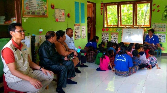 Lembaga DPRD Apresiasi Pembelajaran PAUD HI di Kabupaten Kupang