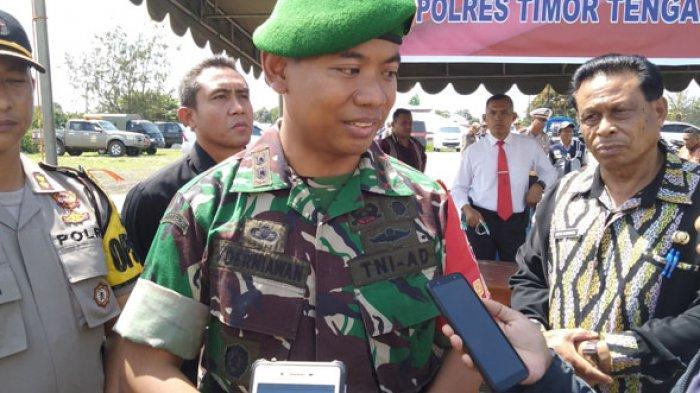 Lewat Program Pengabdian Prajurit TNI Bantu Masyarakat di Kabupaten TTS