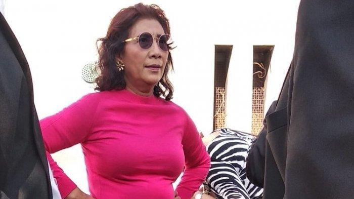 Viral di Medsos Tidak Dikenal Susi, Dewi Tanjung: Saya Hanya Caleg Gagal, Jangan Merasa Paling Benar