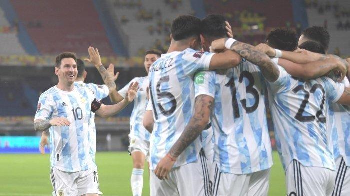 Neymar Bentrok Messi, Brasil vs Argentina: Engkel Lionel Messi Masih Sakit, Final Copa Amerika