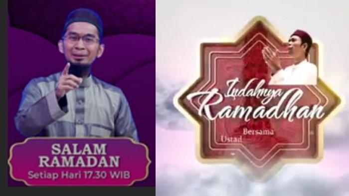 Live Streaming Ceramah Ustadz Abdul Somad di TVOne dan Ustadz Adi Hidayat di Trans TV Jam 03.30 WIB