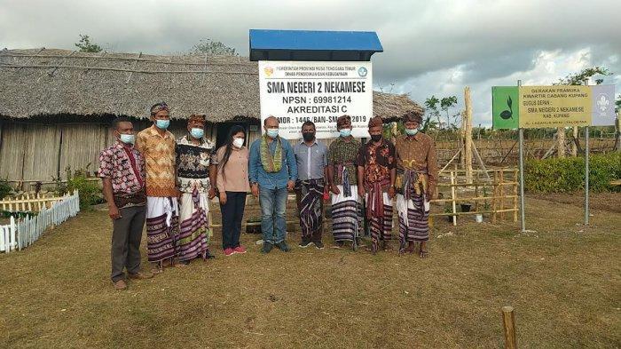 SMA Negeri 2 Nekamese Kabupaten Kupang Diproyeksikan Jadi Sekolah Model