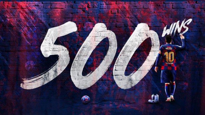 Copa Del Rey - Barcelona ke Perempat Final Setelah Hancurkan Leganes, Messi Raih Kemenangan ke 500