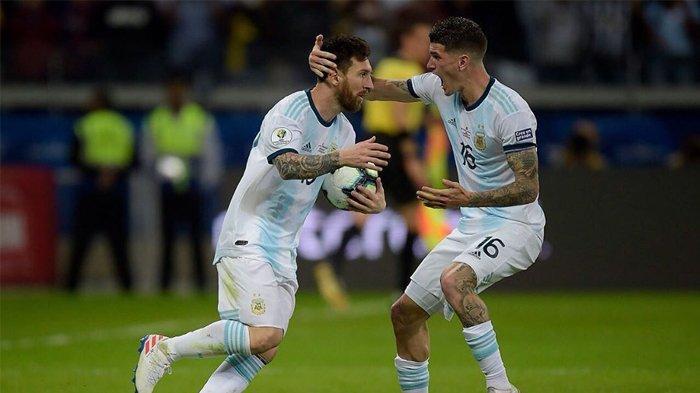 Jadwal Perempat Final Copa America 2019, Siapa Bakal Raih 4 Besar? Messi: Kami Mulai Serius