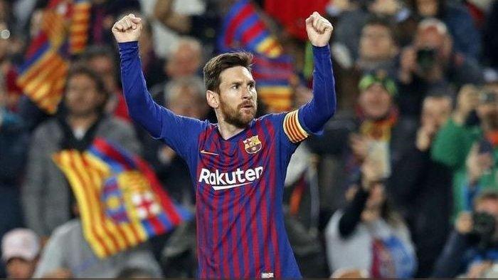Link Live Streaming Huesca vs Barcelona, Senin 4 Januari Dini Hari - Messi Kembali, Coutinho Menepi