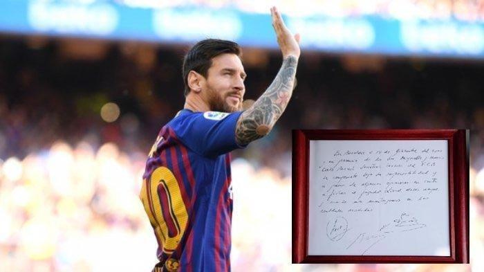 Lionel Messi akan Merumput di Indonesia pada 2020