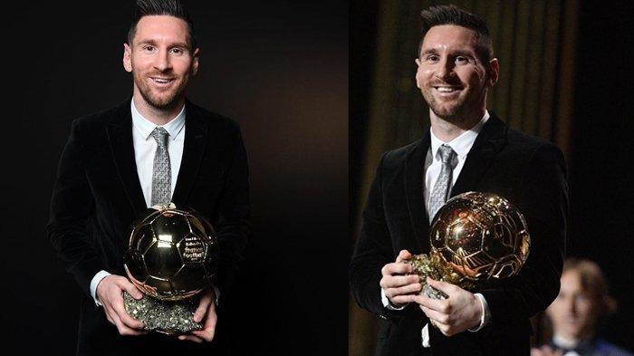 Bersaing dengan Virgil van Dijk, Lionel Messi Sabet Ballon d'Or 2019 Cristiano Ronaldo Posisi Ketiga